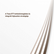 Cohesion Analysis and Integrated Development Strategy of Tisza EGTC