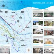 Active and cultural tourism pocket maps for the Szigetköz-Csallóköz region