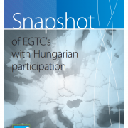 Snapshot of EGTC's with Hungarian participation