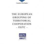 The European Grouping Of Territorial Cooperation – EGTC