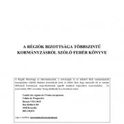 A Régiók Bizottsága többszintű kormányzásról szóló Fehér Könyve