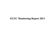 EGTC Monitoring Report 2011