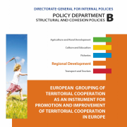 European Grouping of Territorial Cooperation as an instrument for promotion and improvement of territorial cooperation in Europe