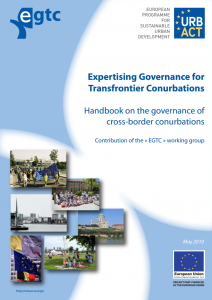Expertising Governance for Transfrontier Conurbations - Handbook on the governance of cross-border conurbations